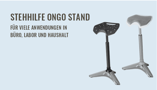Stehhilfe ONGO Stand